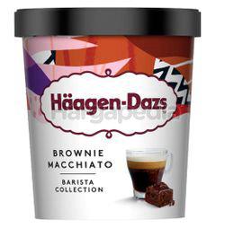 Haagen-Dazs Ice Cream Brownie Macchiato 473ml