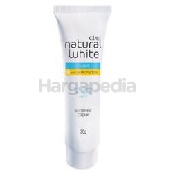 Olay Natural White Light With UV Protection Whitening Cream 20gm