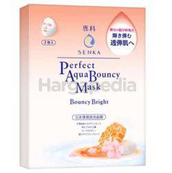 Senka Perfect Aqua Bouncy Bright Mask 7s