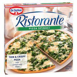 Dr. Oetker Ristorante Pizza Spinaci 390gm