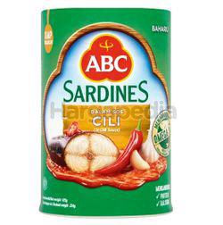 Heinz ABC Sardines in Chilli Sauce 425gm