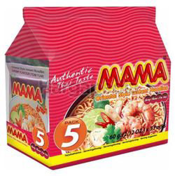 Mama Instant Noodle Tom Yam 5x60gm
