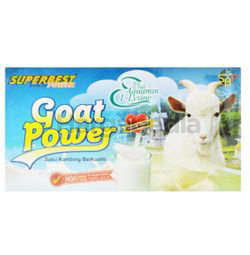 Superbest Goat Power Goat Milk 15x20gm