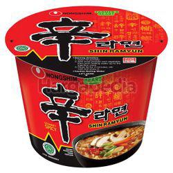 Nong Shim Shin Ramyun Bowl Noodle 117gm