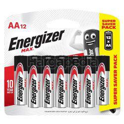 Energizer Max Alkaline Battery 12AA