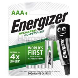 Energizer Rechargeable Battery 4AAA