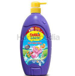 Carrie Junior Baby Hair & Body Wash Double Milk 1lit
