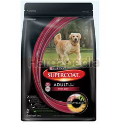 Supercoat Dog Food Beef 3kg