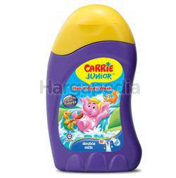 Carrie Junior Baby Hair & Body Wash Double Milk 90ml