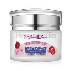 Syahirah Korean Secret White Glow Night Cream 45gm