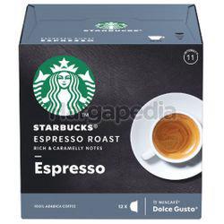 Starbucks Espresso Roast 12 Cap 66gm