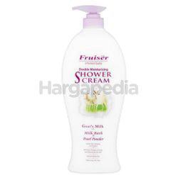 Fruiser Double Moisturising Shower Creme Pearl Powder 1lit
