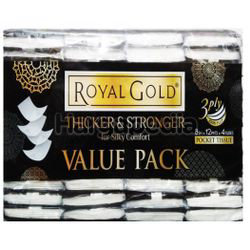 Royal Gold Thicker & Stronger 12x4x8s