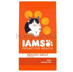 IAMS Pro Health Adult Dry Cat Food Ocean Fish 1kg
