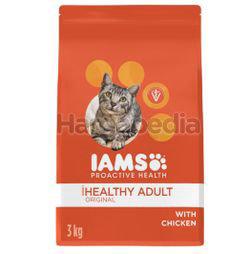 IAMS Pro Health Adult Dry Cat Chicken 3kg