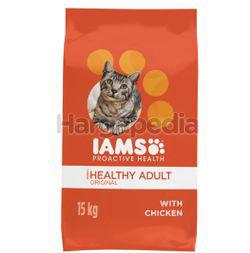 IAMS Pro Health Adult Dry Cat Chicken 15kg