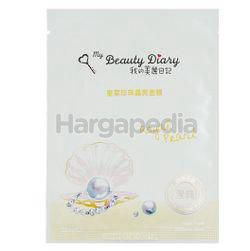 My Beauty Diary Royal Pearl Radiance Mask 1s