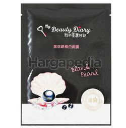 My Beauty Diary Black Pearl Brightening Mask 1s