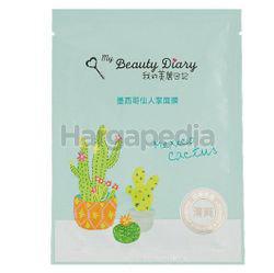 My Beauty Diary Mexico Cactus Mask 1s