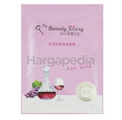 My Beauty Diary Red Vine Revitalizing Mask 1s