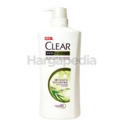Clear Dry Scalp & Itch Control Shampoo 650ml