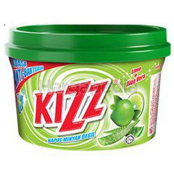 Kizz Dishwashing Paste Lime 750gm