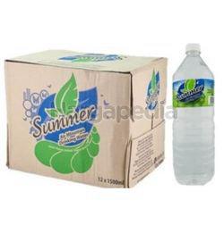 Summer Drinking Water 12x1.5lit