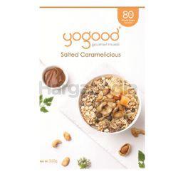 Yogood Gourmet Muesli Salted Caramelicious 350gm