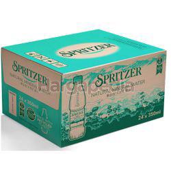 Spritzer Mineral Water 24x350ml