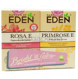 Garden of Eden Primrose E 5ml + Rosa E 5ml