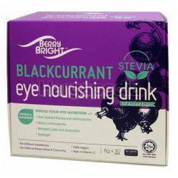 Berry Bright Stevia Blackcurrant Eye Nourishing Drink 30x8gm