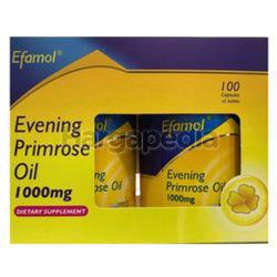 Efamol Rigel Evening Primrose Oil 1000mg 2x100s