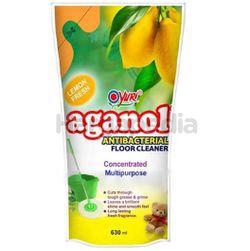 Yuri Aganol Floor Cleaner Lemon Fresh 630ml