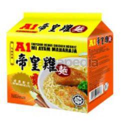 A1 Emperor Chicken Spices Instant Noodles 4x90gm