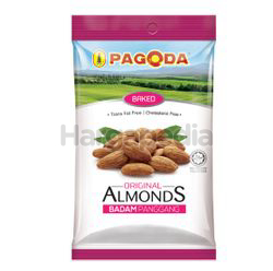 Pagoda Baked Original Almond Nuts 108gm