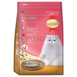Smart Heart Adult Cat Food Mackerel 480gm