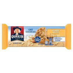 Quaker Oat Cookies Honey Nuts 108gm