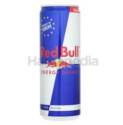 Red Bull Blue Silver Energy Drink 355ml