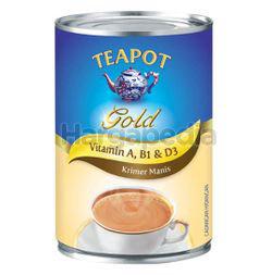 Teapot Gold Sweetened Creamer 1kg