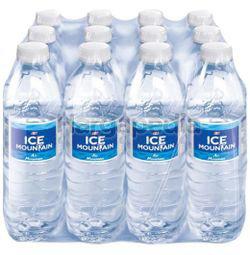 Ice Mountain Drinking Water 12x500ml