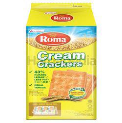 Roma Cream Crackers 3x123gm 369gm
