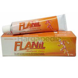 Flanil Analgesic Cream 60gm