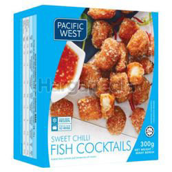 Pacific West Sweet Chilis Fish Cocktails 300gm