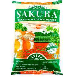 Sakura Siam Borago Rice 5kg