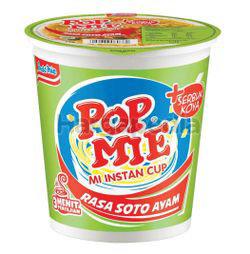 Pop Mie Jumbo Soto Cup Noodle 77gm