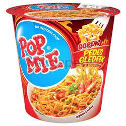 Pop Mie Cup Noodles Pedas Gledek 75gm