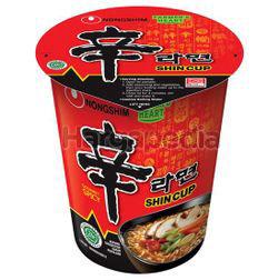 Nong Shim Shin Ramyun Cup Noodle 72gm