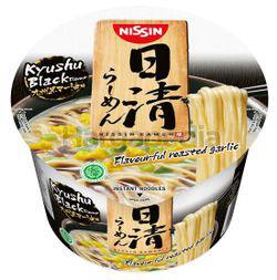 Nissin Bowl Noodle Kyushu Black 110gm