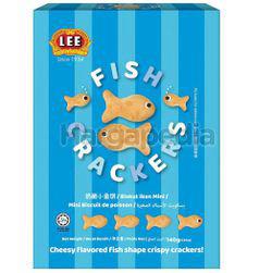 Lee Fish Crackers 140gm