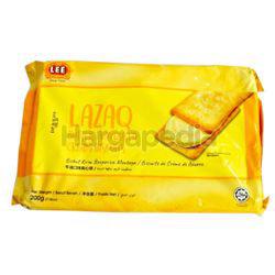 Lee Lazaq Cream Biscuit Butter 200gm
